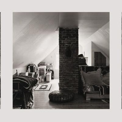 Townsite Triptychs