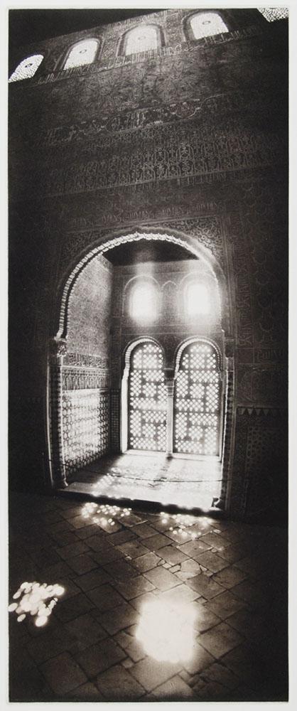 photogravure-cloister-C_Granada