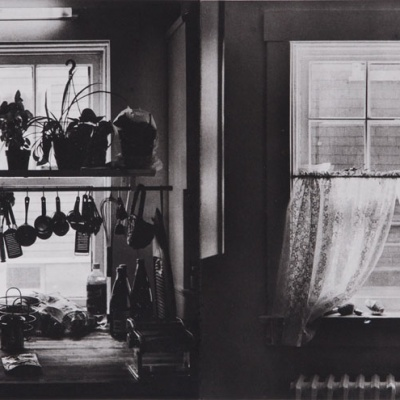Townsite Photogravure